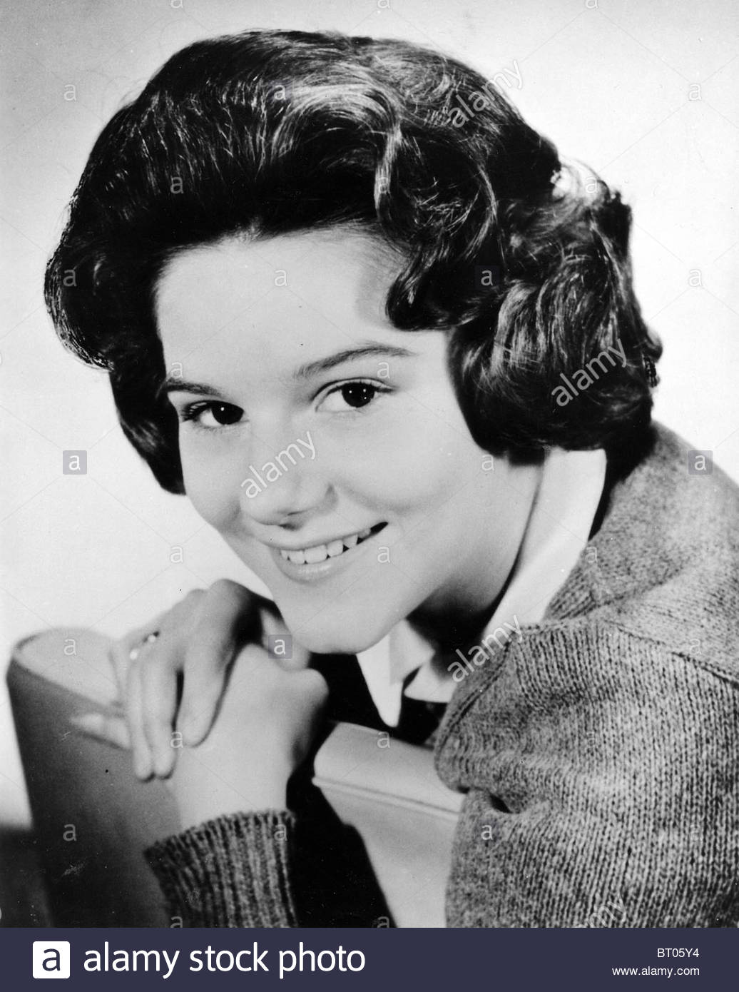 Little Peggy March in 1963 had a big career later in Germany