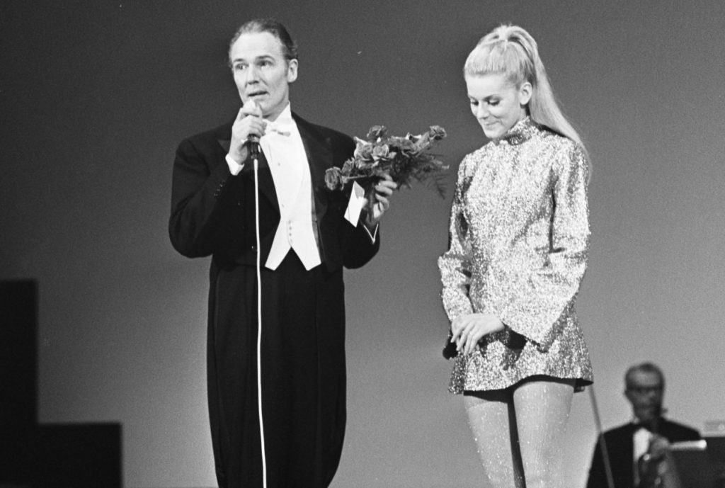 Peggy March mini-dress 1970