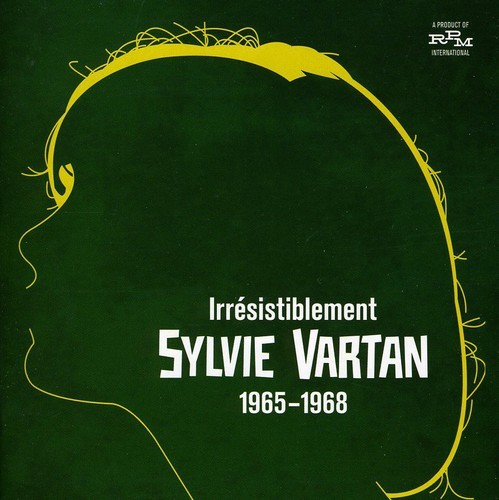 Sylvie Vartan 2009 compilation on RPM label