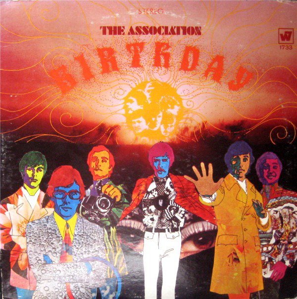 The Association Birthday album 1968